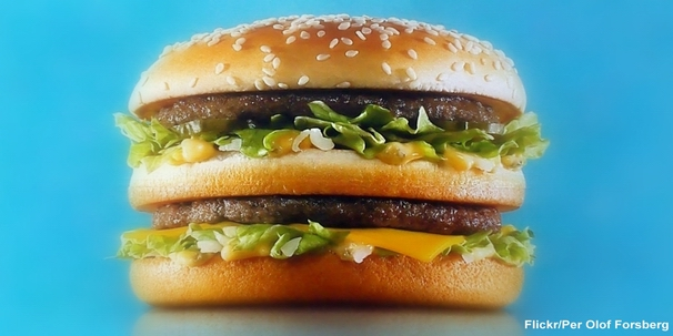 Big Mac index (2014. január) - grafikonok