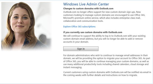 Microsoft e-mail