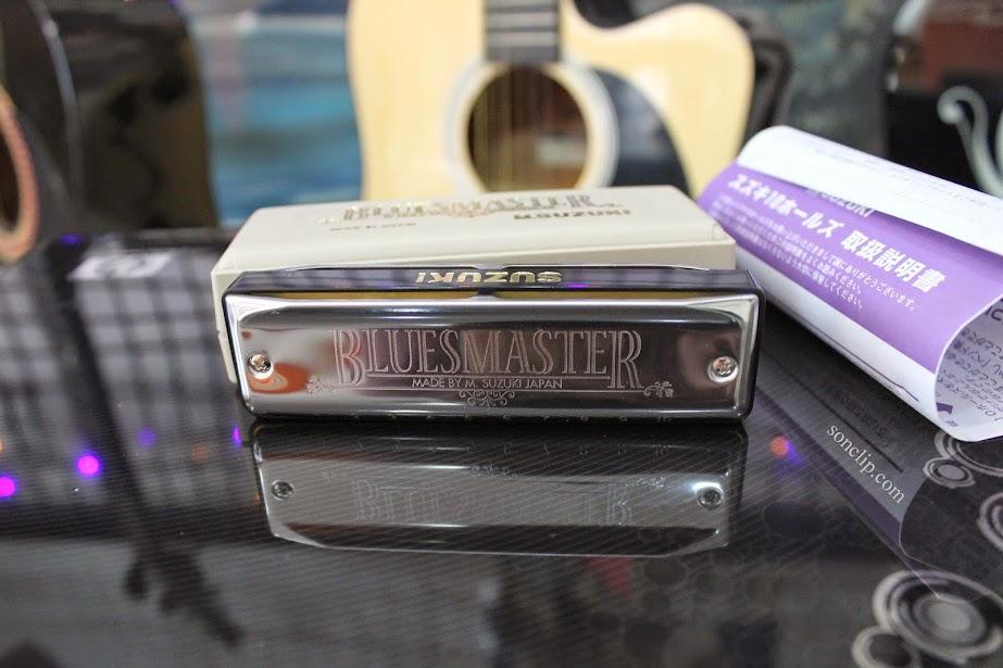Kèn Harmonica - Suzuki BluesMaster MR-250 (key E)