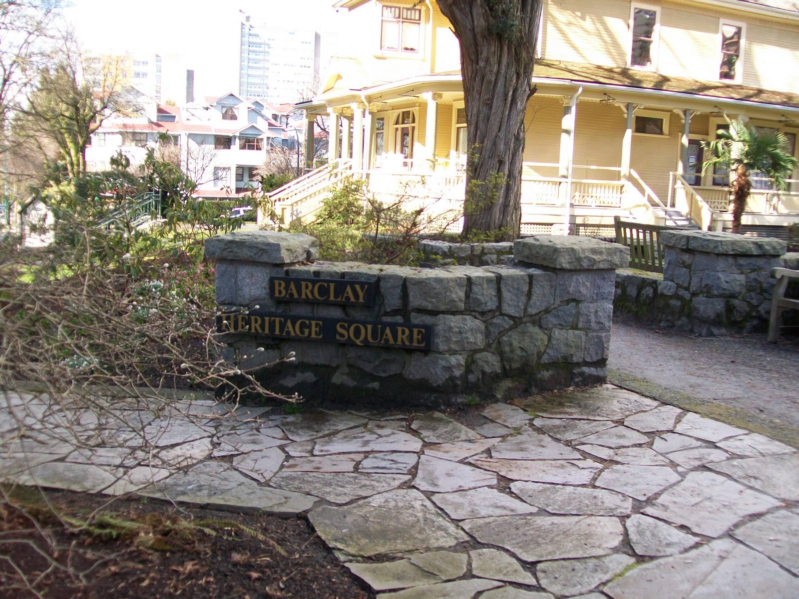 Barclay Heritage Square