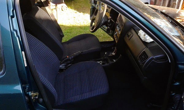kitiiz: VW Vento 1.8T  Sisusta2