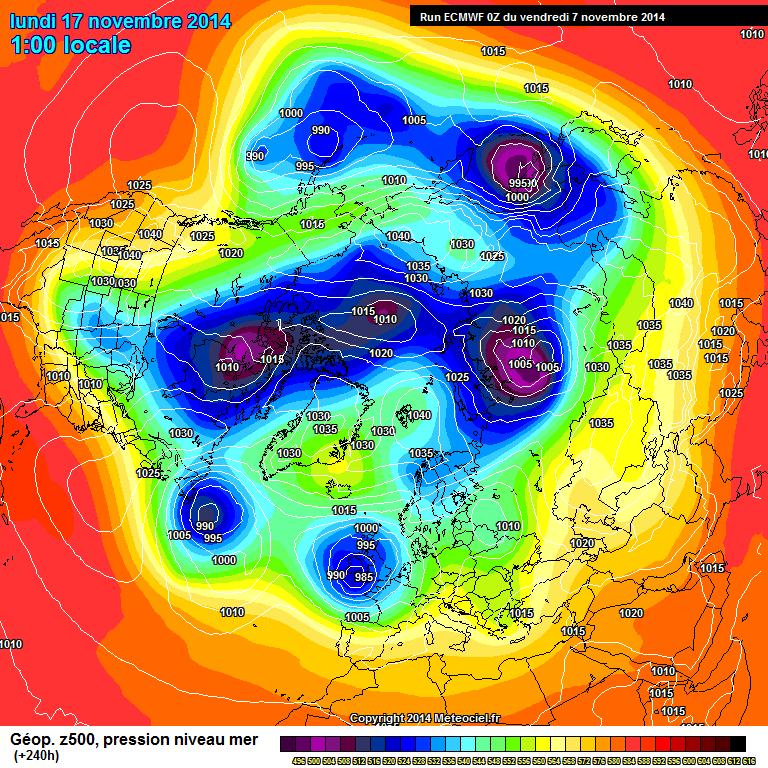 ¿Tiempo inestable y frío en España durante las próximas semanas? Respuestas y claves de ese patrón climático