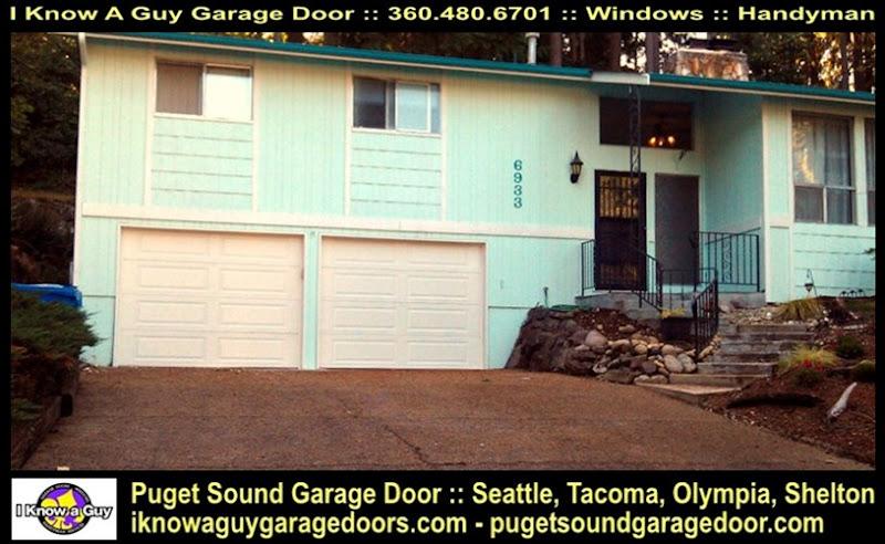 Garage Door Colchester Wa Gdor Seattle Tacoma Olympia