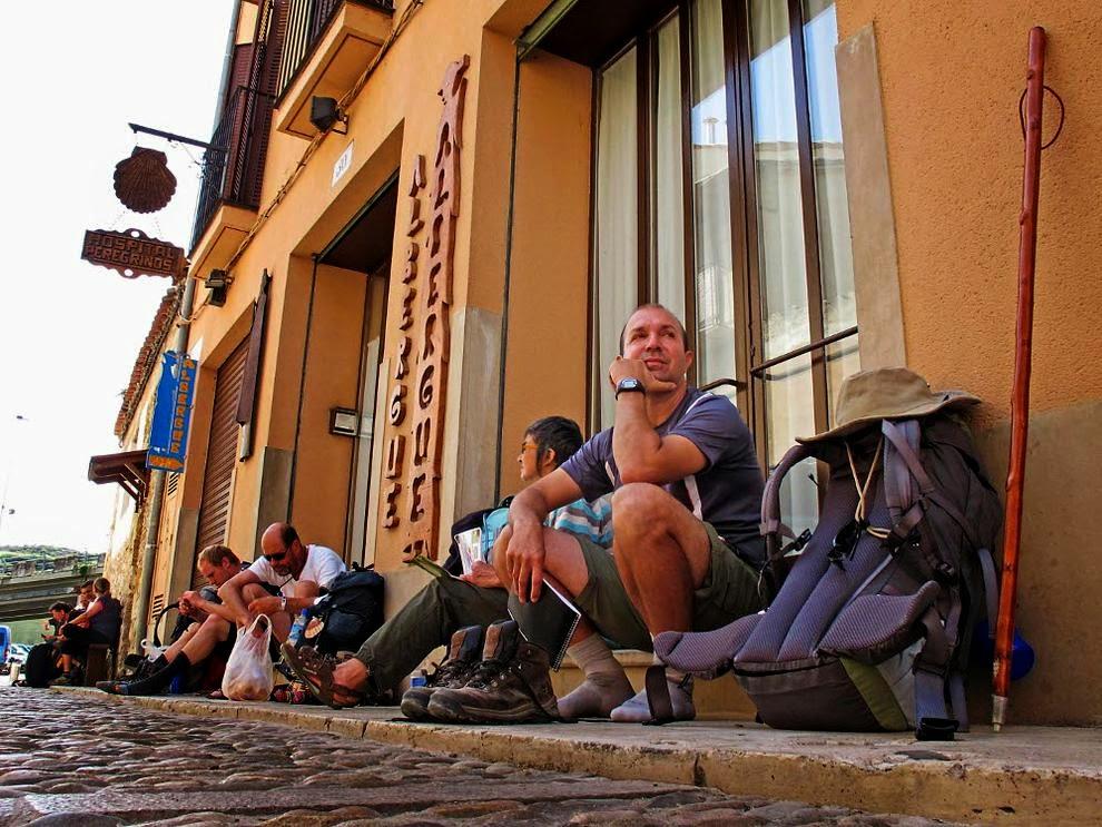 Albergue de peregrinos municipal de Estella, Navarra:: Albergues del Camino de Santiago