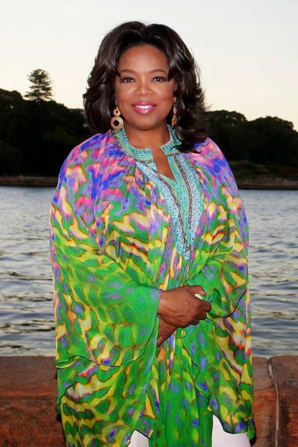Oprah Winfrey: Oprah Winfrey's most prized possession is none other than the photo album of her dogs!