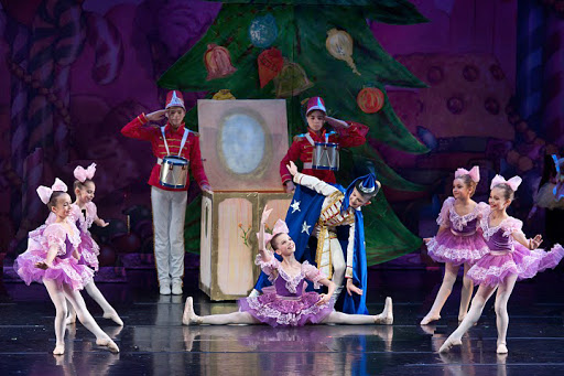 Winter Fairy Tale 2010 Bayer Ballet Academy