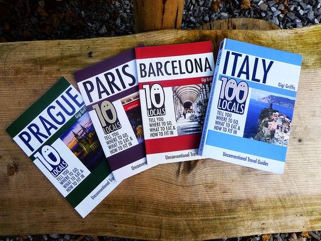 100 locals travel guides