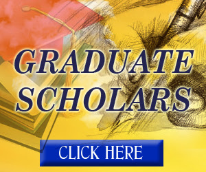 List of graduated scholars