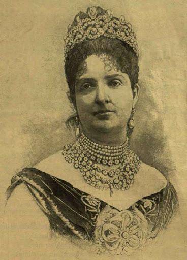 Margit királyné (1851-1926), Umberto király özvegye