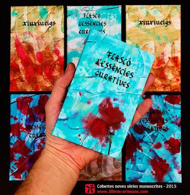 Noves sèries Llibres Artesans Sant Jordi 2015