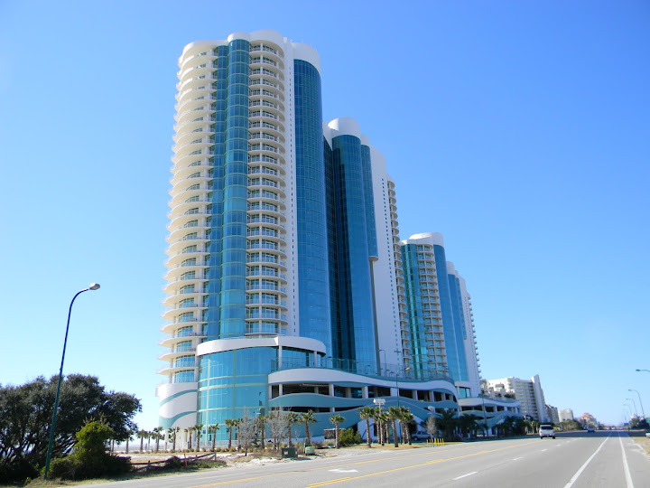 orange beach condo towers