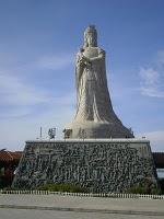 Goddess Mazu Image