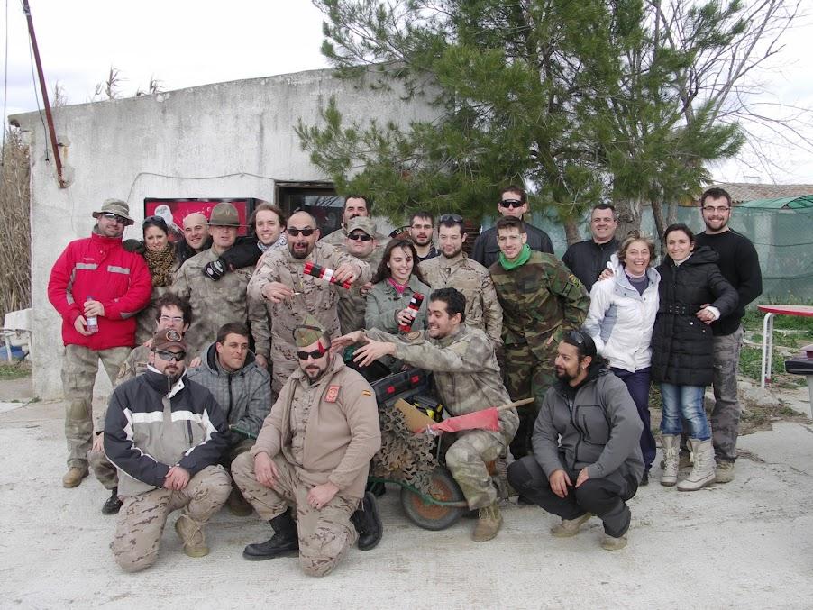 """Fotos de la partida """"Tercer aniversario, Operación FrankWofl""""10-02-13. PICT0289"""