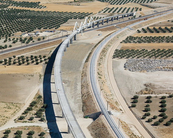 56,8 millones para conectar las líneas de Alta Velocidad desde Chamartín a Torrejón de Velasco