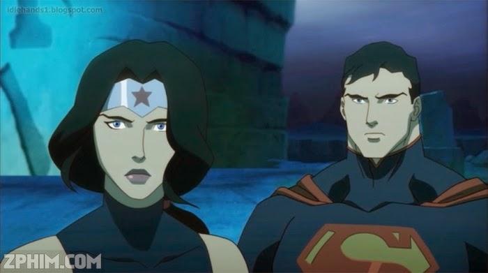 Ảnh trong phim Liên Minh Công Lý: Cuộc Chiến Đại Tây Dương - Justice League: Throne of Atlantis 2