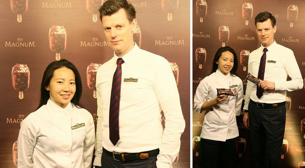 World Masters - Janice Wong, Asia's best pastry chef & the culinary expert on all things sweet with Fritz Storm, World Barista Champion