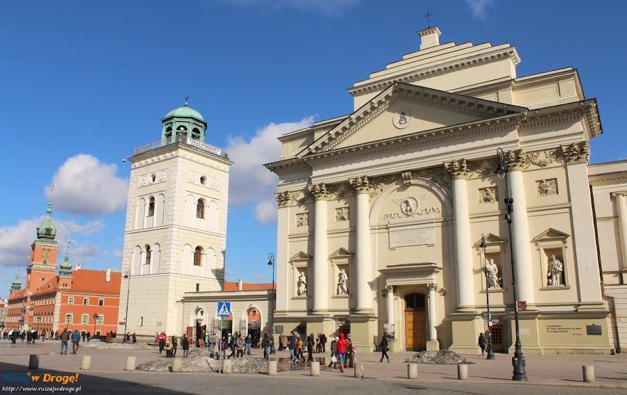 Kościół Świętej Anny w Warszawie