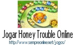 Jogo Honey Trouble Online