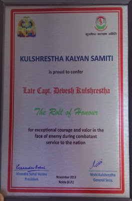 Capt Devesh Kulshrestha