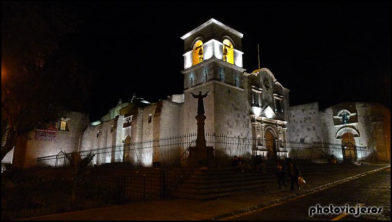Convento de San Francisco Arequipa