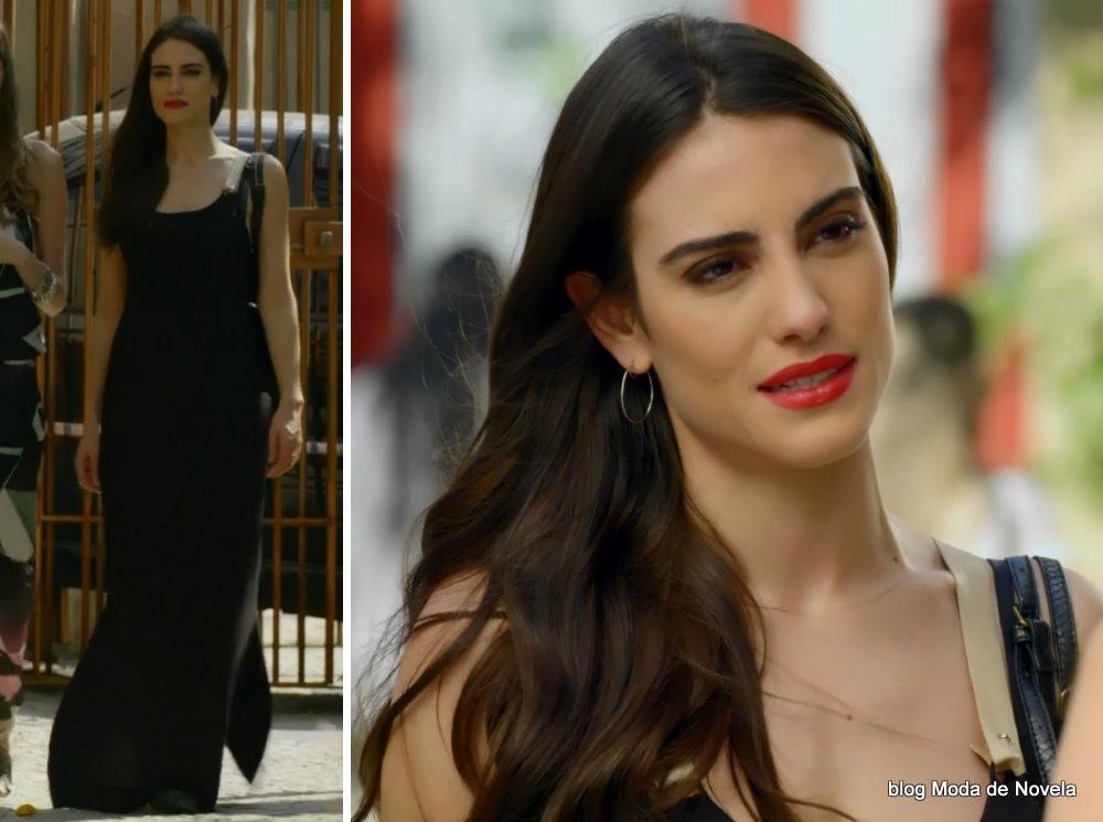 moda da novela Em Família - look da Flavinha dia 18 de junho