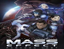 فيلم Mass Effect: Paragon Lost