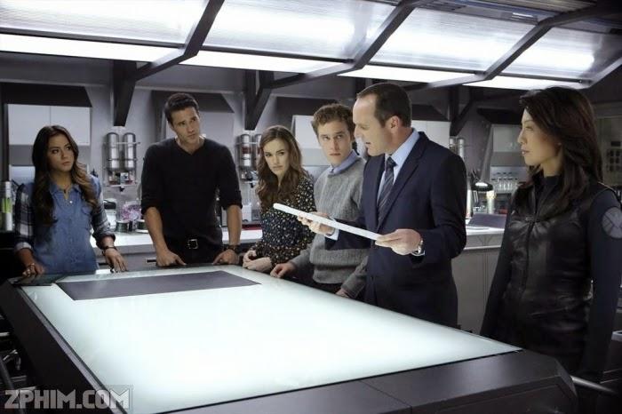 Ảnh trong phim Đặc Vụ S.H.I.E.L.D. - Agents of S.H.I.E.L.D. Season 1 3