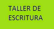 1.3.- TALLER DE ESCRITURA