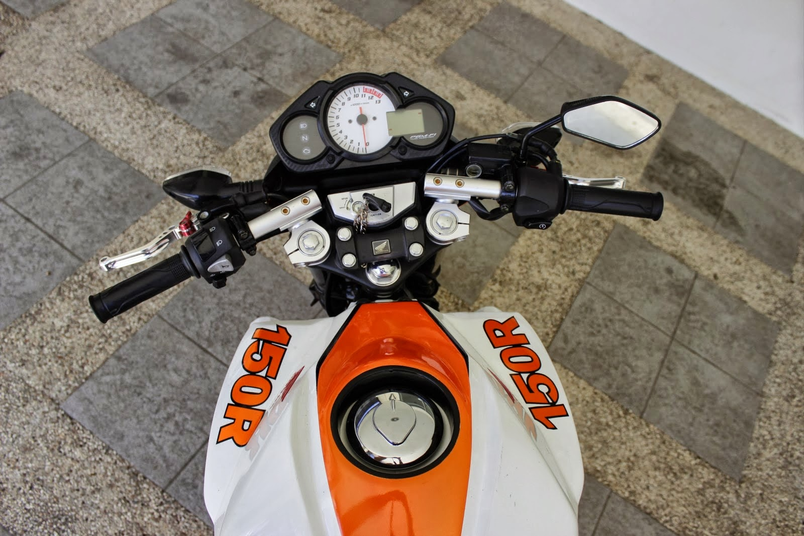 Cb 150 R Modifikasi Velg Jari Jari