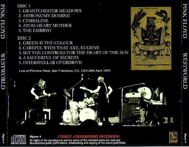 Pink Floyd - 1970-04-29 - San Francisco (Soundboard) - Guitars101