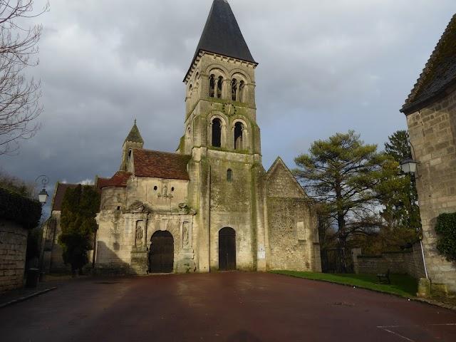 Abbaye Notre-Dame de Morienval