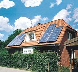 Como utilizar la energ a solar en casa de arkitectura - Paneles solares para abastecer una casa ...