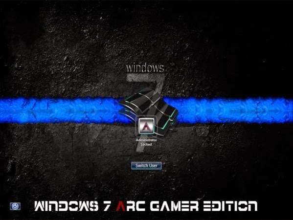 Windows 7 arc gamer edition x86 | new download link ✅🔧 youtube.