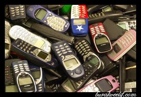 cep telefonu tarihsel gelişimi