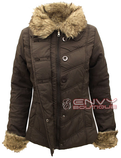 99728 (LJK MUSHROOM) QUILTED FUR JACKET BROWN 2.jpg