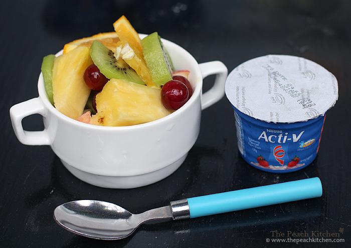Nestle Acti-V Yogurt