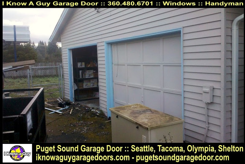 Garage door lake alice wa gdor seattle tacoma olympia for Garage door repair tacoma