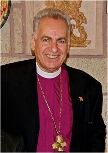 Born in Nablus, in the West Bank in 1951, Bishop Dawani is the 14th Anglican Bishop of Jerusalem.