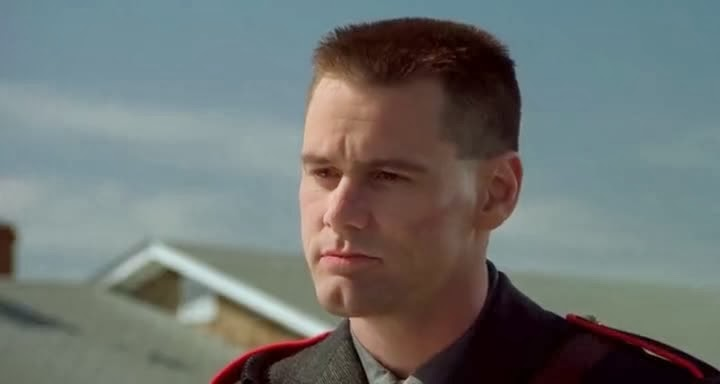 Screen Shot Of Hollywood Movie Me, Myself & Irene (2000) In Hindi English Full Movie Free Download And Watch Online at Alldownloads4u.Com