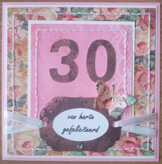 30 jaar getrouwd kleur So Sanne: 30 jaar getrouwd 30 jaar getrouwd kleur