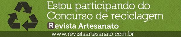 Banner concurso de reciclagem