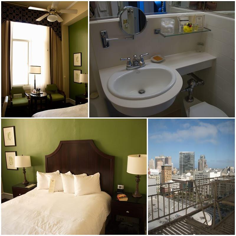 San Francisco: Chancellor Hotel