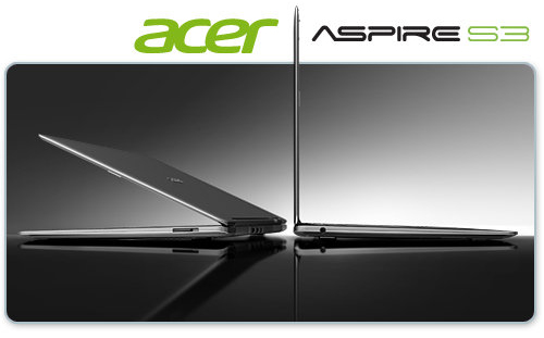 Acer%2520Aspire%2520S3 Acer Aspire S3, a New Macbook Air Competitor Review, Specs, and Price