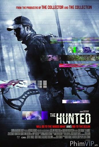 Cuộc Săn Mới - The Hunted poster