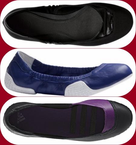 Ovah Coffee: Women's Adidas Ballerina Shoes