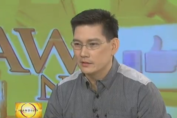 Richard Yap Ser Chief BANDILA Interview Video Richard Yap Ser Chief