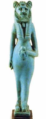 Goddess Pakhet Image