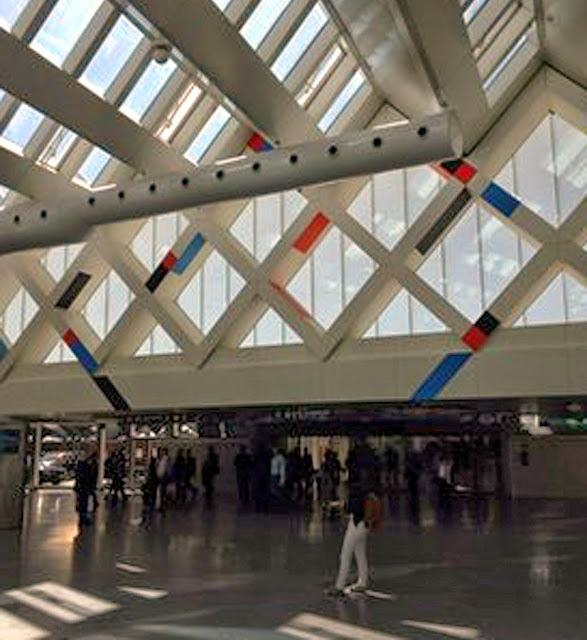Terminal del AVE de Rafael Moneo