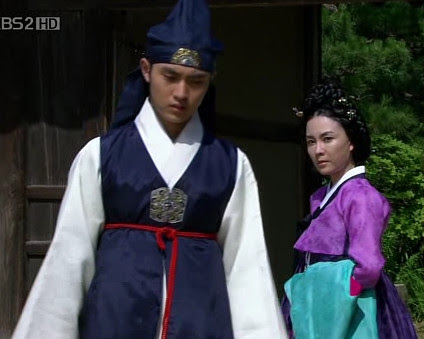 Lee Min Ho, Kim Jung Nam