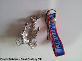 fenrir emblem keychain final fantasy viii review